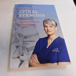 Rehab Your Own Spinal Stenosis by Terri Night, M.S.P.T. (PB, 2017) | Books & More Bookstore
