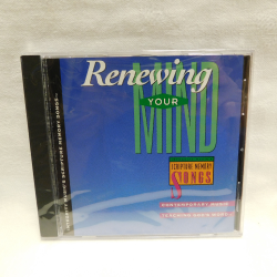 Renewing Your Mind by Scripture Memory Songs (IMD316) | Books & More Bookstore