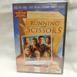 Running with Scissors (DVD, 2007, #15913) | Books & More Bookstore