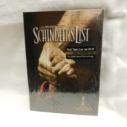 Schindler's List (DVD, 2004, #21152) | Books & More Bookstore
