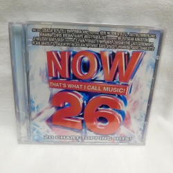 That's What I Call Music by Now 26 (2007, 50999-510765-28) | Books & More Bookstore