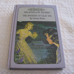 The Bungalow Mystery (1960)/The Mystery at Lilac Inn (1961) by Carolyn Keene (HC) | Books & More Bookstore