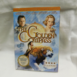 The Golden Compass (DVD, 2008, #1000037811) | Books & More Bookstore