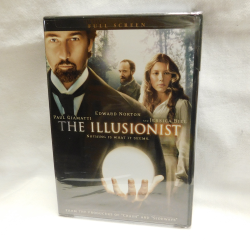 The Illusionist (DVD, 2006) | Books & More Bookstore