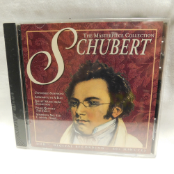 The Masterpiece Collection by Franz Schubert (V81237) | Books & More Bookstore