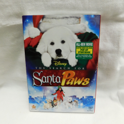 The Search for Santa Paws (DVD, 2010, #104645) | Books & More Bookstore