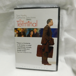 The Terminal (DVD, 2004, #91915) | Books & More Bookstore