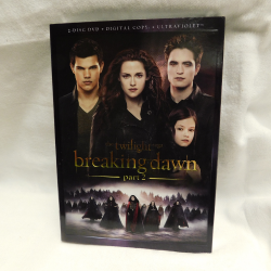 The Twilight Saga    Breaking Dawn, Part 2 (DVD, 2013,  #66125594) | Books & More Bookstore
