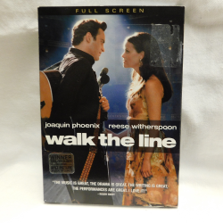 Walk the Line (DVD, 2006) | Books & More Bookstore