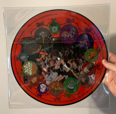 "Vinyl-(2007) ""The Flesh Eating Rollerskate Holiday Joyride"" Limited Edition Picture Disc"