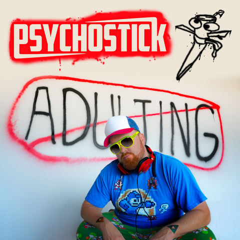 "Song Download - ""Adulting"""