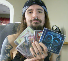 Discography Music Madness! All 5 Albums, EPs, and singles!