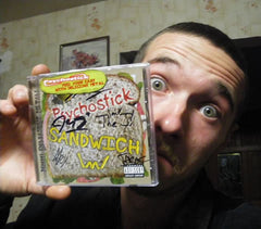 "CD-(2009) ""Sandwich"" (CD and/or Digital Download)"