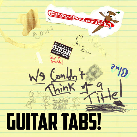 Official Guitar Tabs for