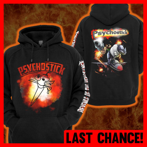 "Hoodie - ""Revenge of the Vengeance"" Pullover"