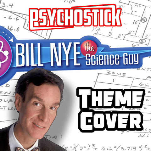 "Song Download- ""Bill Nye The Science Guy Theme"" (Metal Cover)"