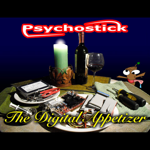 "Digital Download - ""The Digital Appetizer"" (Digital EP)"