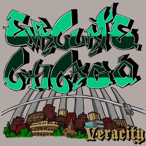 "CD-(2010) Evacuate Chicago, ""Veracity"" (CD and/or Digital Download)"