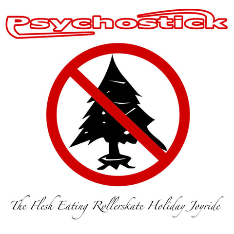 "CD- ""The Flesh Eating Rollerskate Holiday Joyride"" (CD and/or Digital Download)"