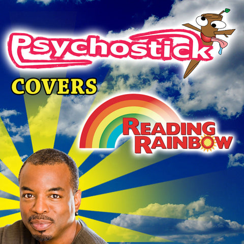 "Song Download- ""Reading Rainbow Metal"""