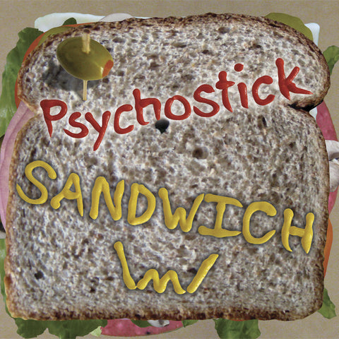 "CD- ""Sandwich"" (CD and/or Digital Download)"