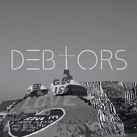 "CD-(2018) ""Debtors"" Self-titled (CD and/or Digital Download)"