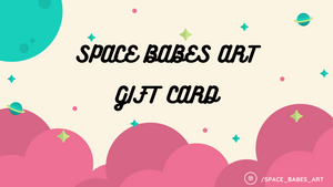 Space Babes Store Gift Card