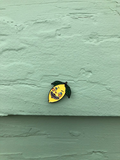 Sour Lemon Enamel Pin