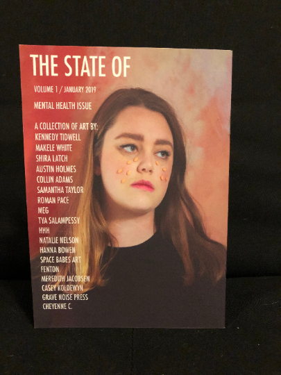 The State Of (Zine) - Volume 1: Mental Health Issue