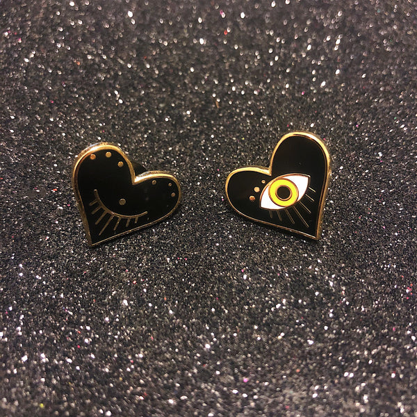 2 Eye Pin Set