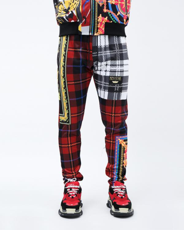 RS LUX COLLAGE TRACK PANT