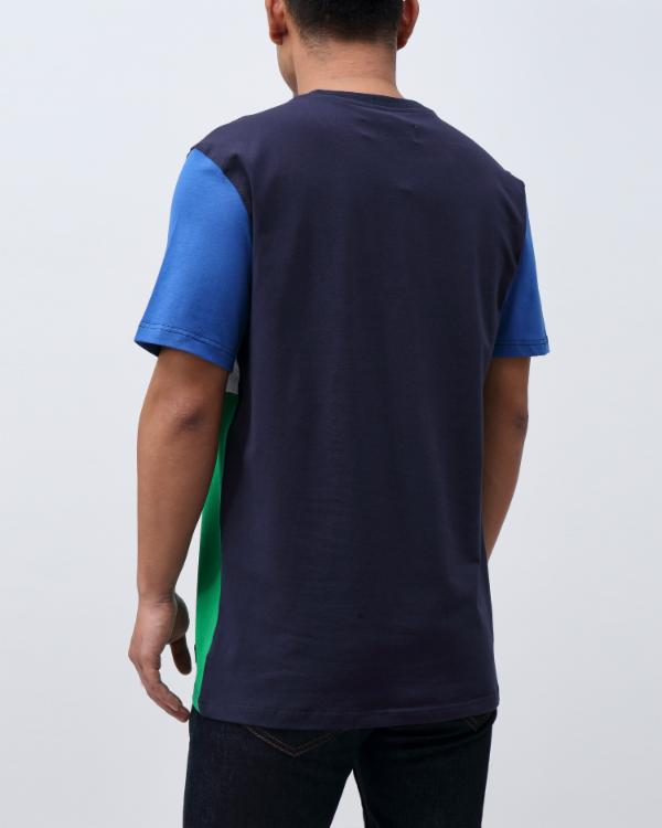 RICH ATHLETICS OG TEE-COLOR: NAVY