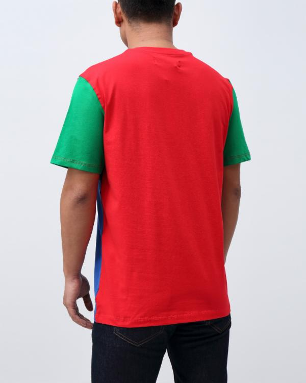 RICH ATHLETICS OG TEE-COLOR: RED