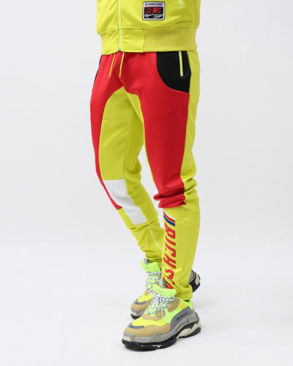 STAR MOTO RX95 PANT-COLOR: YELLOW