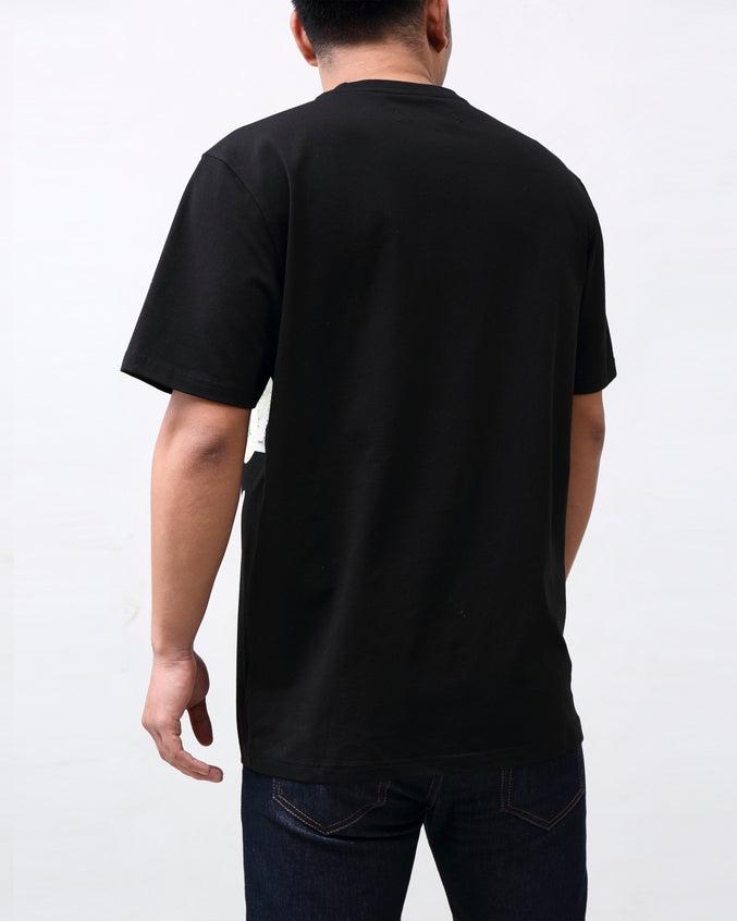 Jackpot SS Shirt- Color: Black