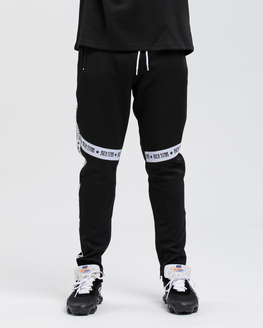 Logo Tape Color Block Track Pant