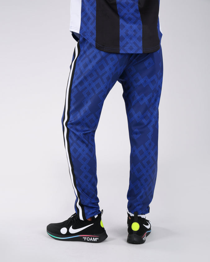 Rich Star Golden Track Pant - Color: BLUE