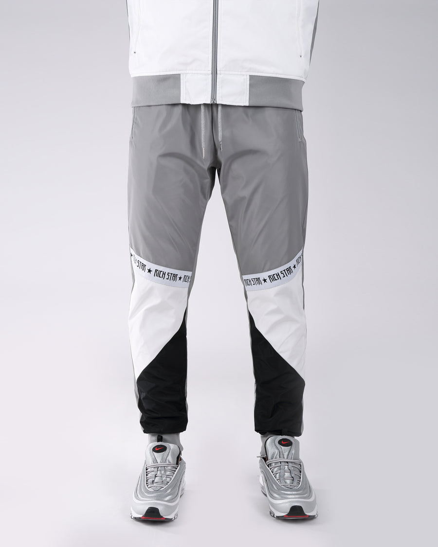 Taping Color Block Jogger Pant