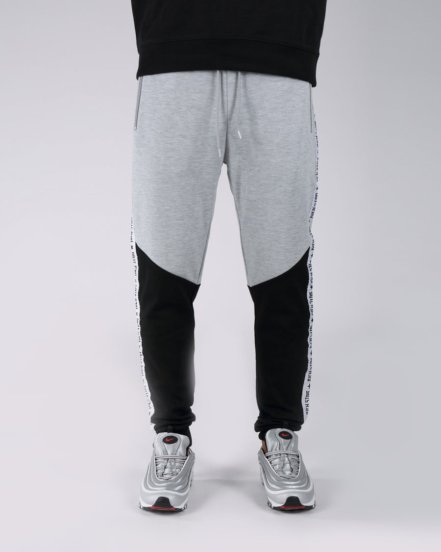 Taping Color Block Jogger Pants
