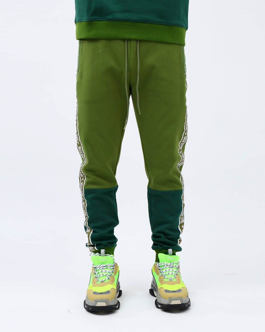 The Rich Tape Joggers