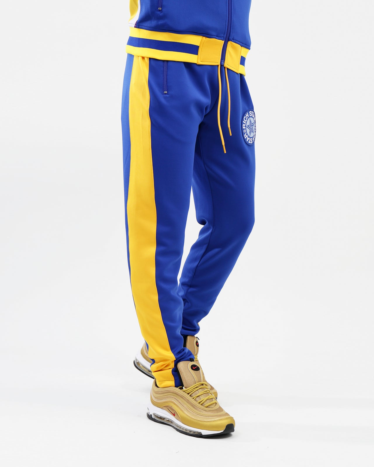 BIG LOGO TRACK PANT - Color: PURPLE