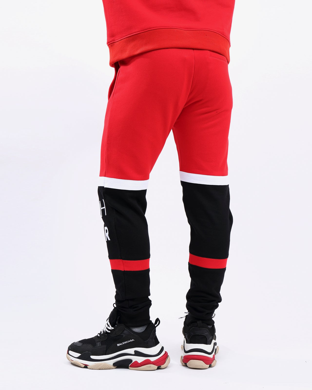 UNITED STAR JOGGER - Color: RED