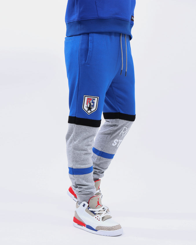 UNITED STAR JOGGER - Color: ROYAL BLUE