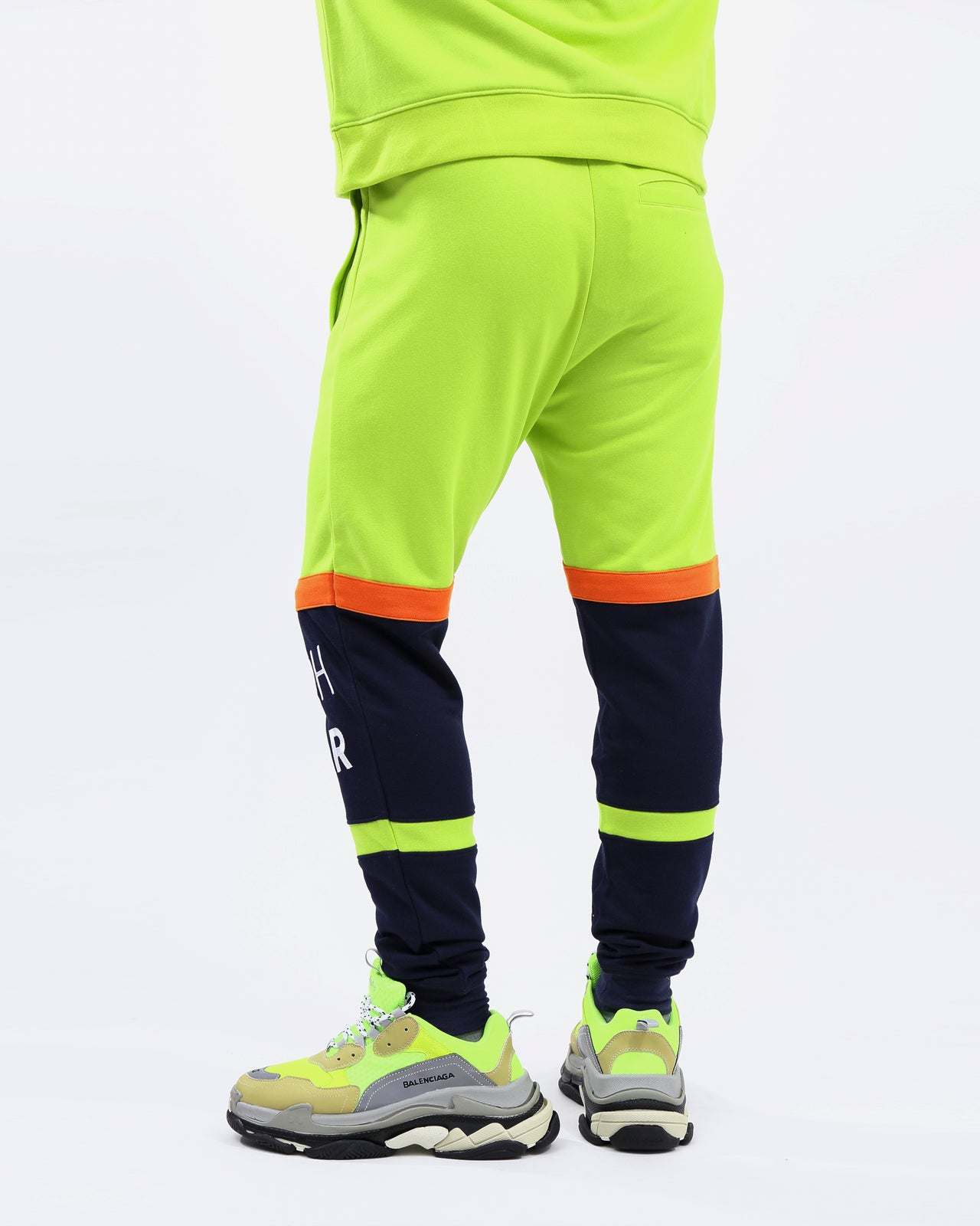 UNITED STAR JOGGER - Color: YELLOW