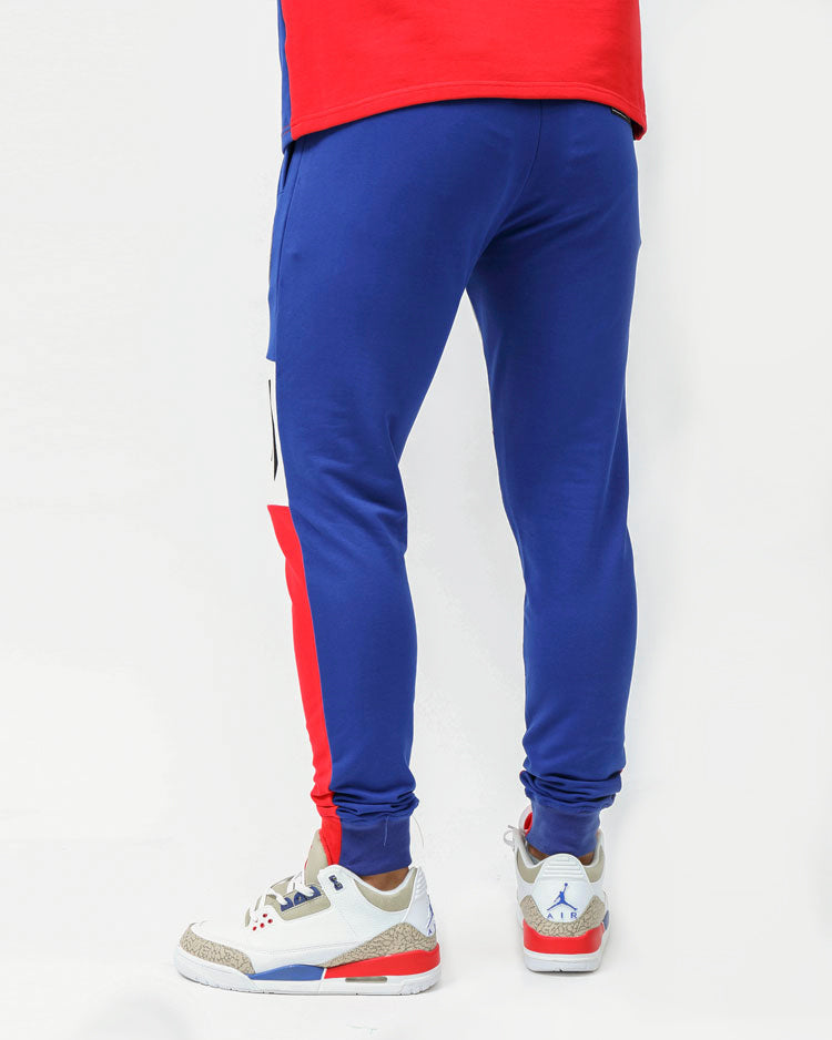 MOSTER SPORT JOGGERS-COLOR: ROYAL BLUE
