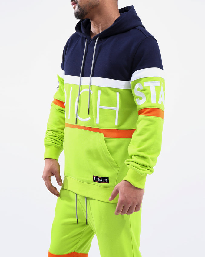 UNITED STAR PO HOODY - Color: YELLOW