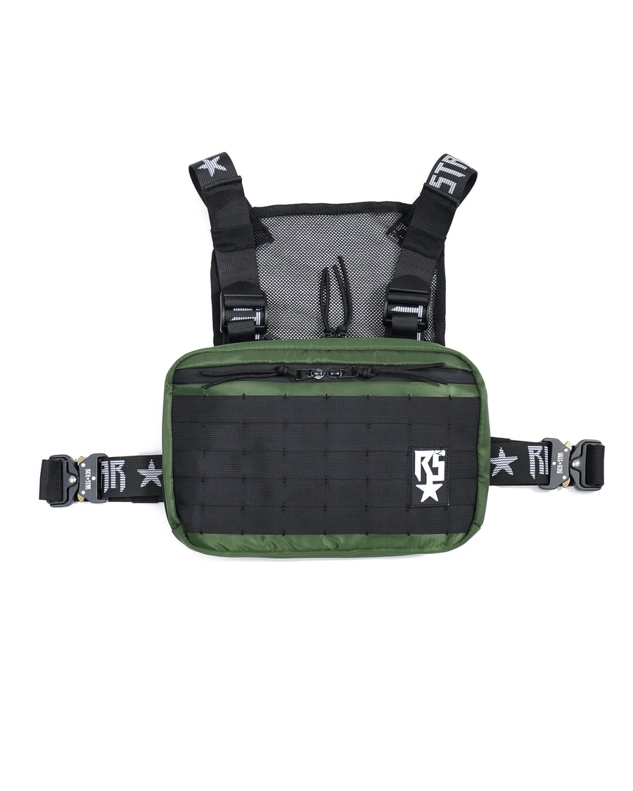 RS LOGO CHEST RIG BAG