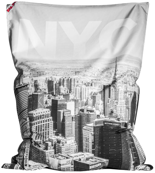 Sitting Point Big Bag Brava NYC - schwarz-130x170 cm