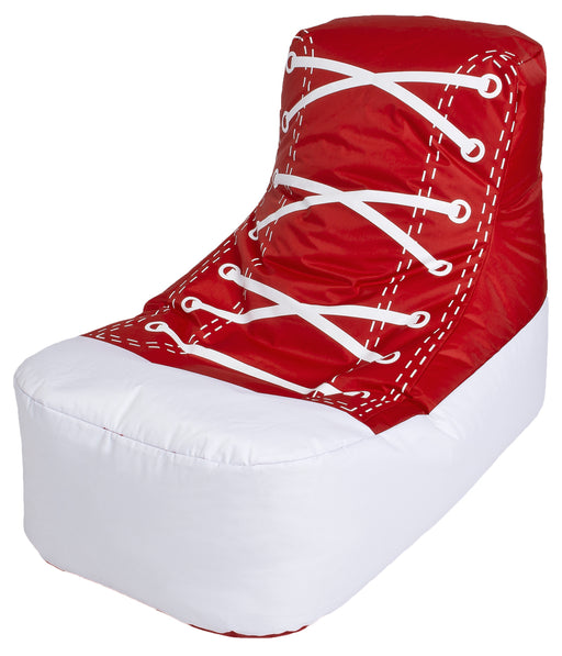 Sitting Point Kinder Sitzsack Chuck Brava - 280 l-tomate