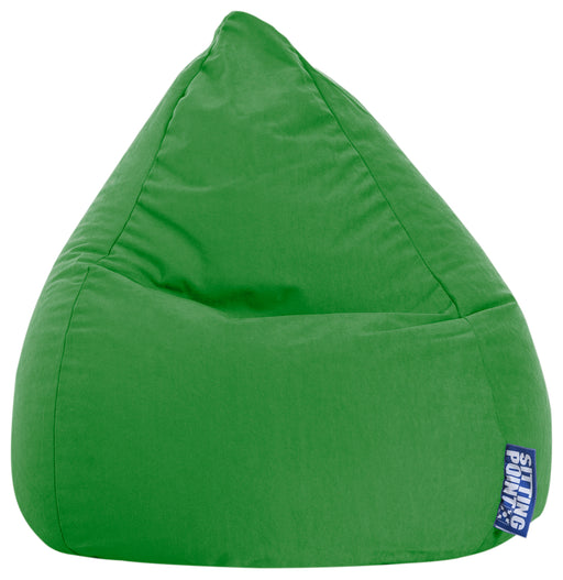 Sitting Point Sitzsack Bean Bag - Easy L-Gras-120l